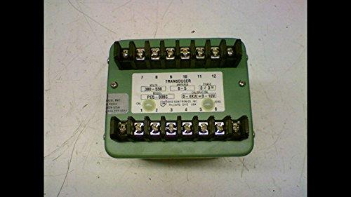 Ohio Semitronics Pc5-006C Transducer 380-550V 0-5 Amps Pc5-006C