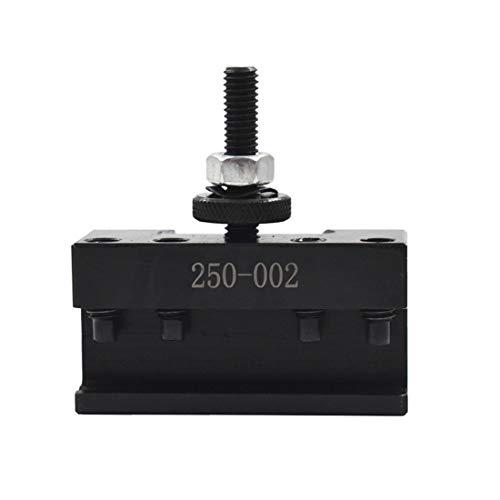 250-002 OXA 2 Quick Change Turning Facing Lathe Tool Post Holder