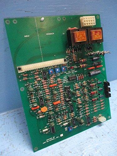 Fincor 104596001 REV D Control PLC Circuit Board 1045960-01 from 3130M DC Drive