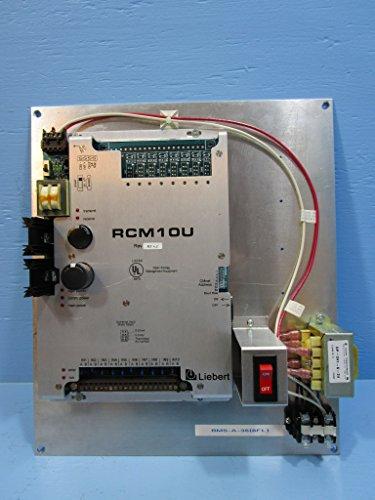 Liebert RCM10U Control PLC Module Emerson Rev 42 RCM1OU RCM 10U Automated Logic