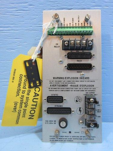 NEW Bently Nevada PWA 84039-02 Temperature Control PLC Module PWA 8403902 110 V