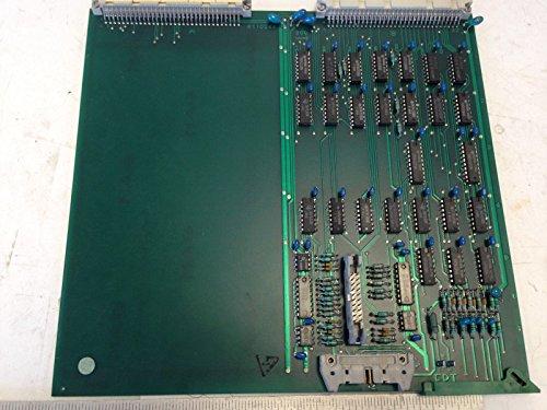 USED CHARMILLES 852341811034 CONTROL PLC PCB BOARD FK