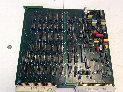 USED CHARMILLES 852342811035 CONTROL PLC PCB BOARD FK