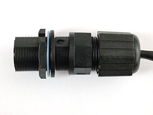 Adafruit Cable Gland - Waterproof RJ-45  Ethernet connector - RJ-45 ADA827