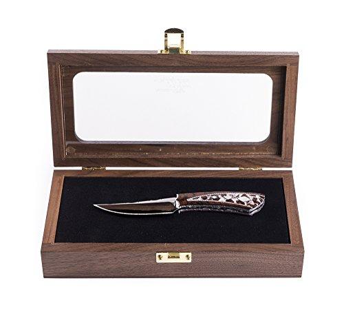 Buck 0018PESLE-B Scorpion Stinger Fixed Blade Knife