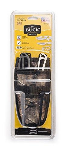 Buck 0141SSSVP1-C PakLite Field Master Kit Fixed Blade Knife