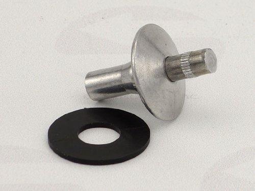 100-Pack of 1 Jumbo Head Aluminum Drive Rivet