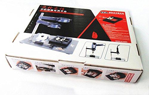 Fixtures Bag Screwdriver Air Gun Holder Mobile Phone Platform Repair Tool Kit E3092