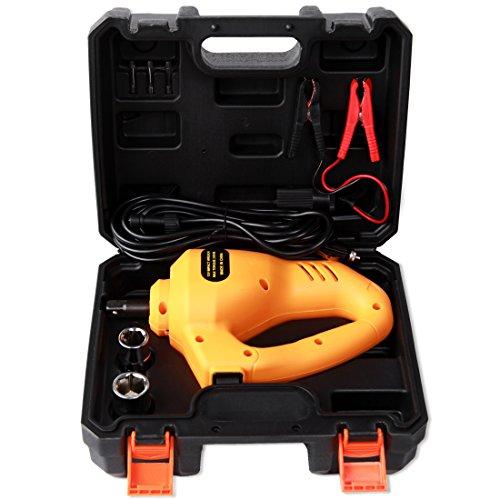 Electric Impact Wrench 12 Inch ROGTZ 12 Volt Car Repair Tool Impact Driver