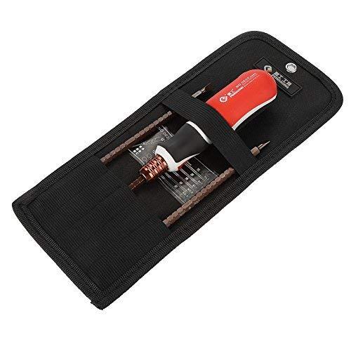 3-piece flexible ratchet alloy screwdriver set S2 crossslot Adjustable telescopic multifunction hand tools