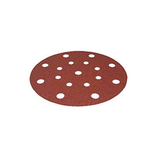 Festool 499120 P100 Grit Rubin 2 Abrasives for RO 150ETS 150 Sander 50-Pack