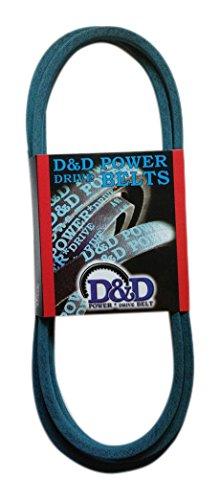 D&D PowerDrive 5LK1180 Woods Equipment Kevlar Replacement Belt  5LK  1 -Band 118 Length Rubber