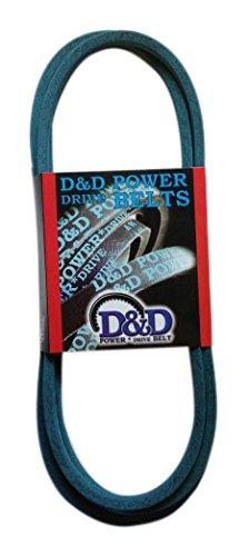 D&D PowerDrive 5LK2150 Woods Equipment Kevlar Replacement Belt  5LK  1 -Band 215 Length Rubber