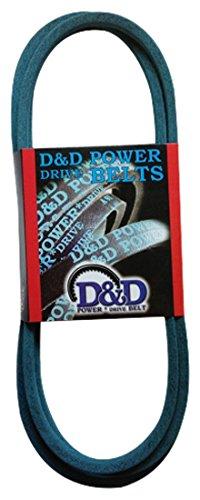 D&D PowerDrive 70102 Woods Equipment Kevlar Replacement Belt  5LK  1 -Band 65 Length Rubber