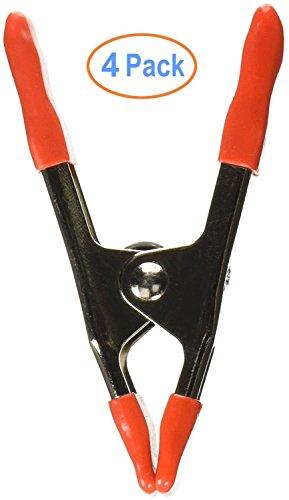 Bessey Tools XM-3 1 GP Steel Spring Clamp - 4 Pack