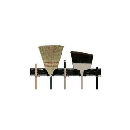 Update International  MBR-36 Plst Mop Broom rack 36in  Gift Box