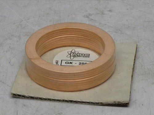 MDC GK-250 Copper Gasket for CF Flange - Pack of 10