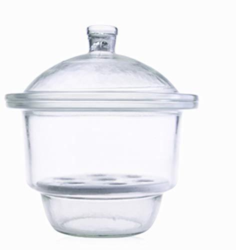 YiFun Trade Top New 180mm Glass Desiccator Jar 7 Lab Desiccator Dryer Lab Drying Equipment