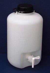 SEOH Aspirator Bottle 5 liter Carboy Jerrican