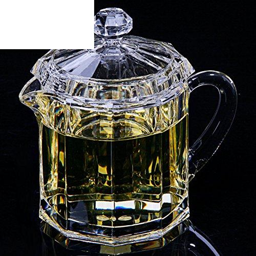 Acrylic spice box Monotonous tank Seasoning box set sauce bottle shelf seasoning jars oil tank-A