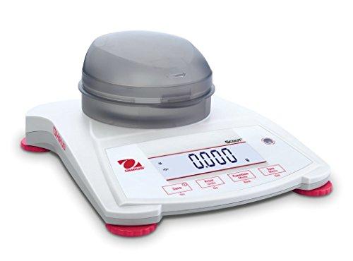 Ohaus SPX123 Scout Portable Balance 120G x 0001g