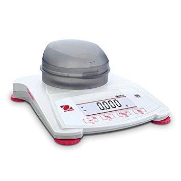 Ohaus SPX223 Scout Analytical Balance 220 g x 0001 g