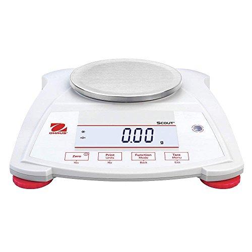Ohaus SPX622 Scout Analytical Balance 620 g x 001 g 30253021