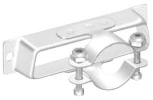 ITT CANNON DE44994 ROUND CABLE CLAMP SIZE DE STEEL