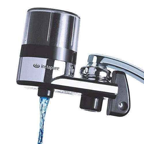 Instapure F2-CHROME-CAP-SYSTEM Faucet filter System Chrome