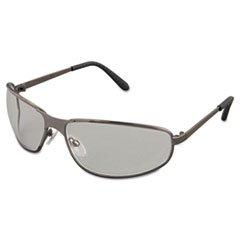 - Tomcat Safety Glasses Gun Metal Frame Clear Lens