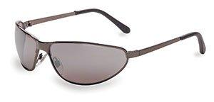 GunMetal Tomcat Safety Glasses - Silver Mirror Anti-Scratch 10Pack - R3-S2453