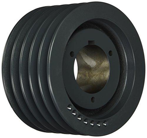 Browning 5TB70 Split Taper Sheave Cast Iron 5 Groove A or B Belt Uses Q2 Bushing