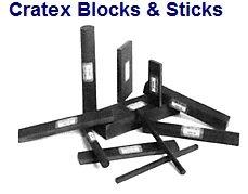 Cratex 036C 316 Rd X 6 Coarse Abrasive Stick