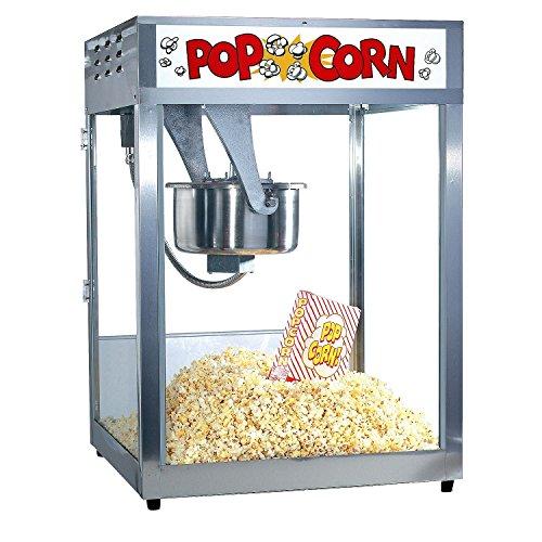 Gold Medal 2554 Macho Pop Popcorn Popper