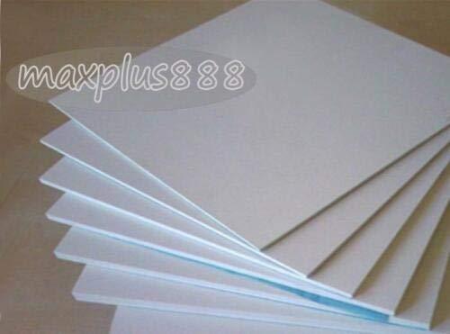 FidgetKute New 1pcs 3mm PTFE Sheet Plate White Engineering Plastic 150mmx150mmx3mm