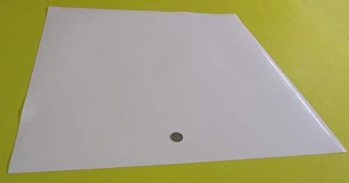PTFE Virgin Teflon Sheet 132 031 x 24 x 24