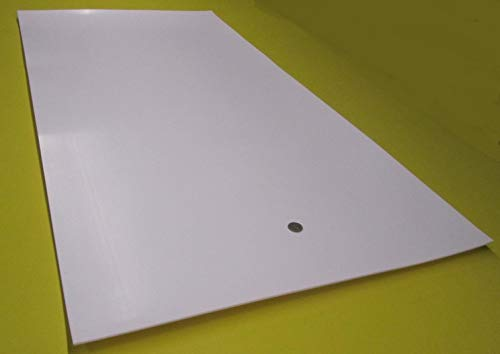 PTFE Virgin Teflon Sheet 18 125 x 24 x 48