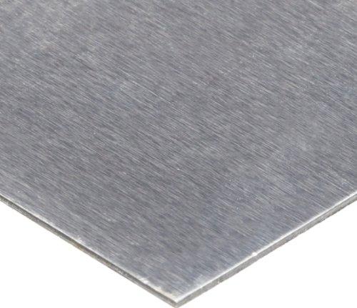 1100 Aluminum Sheet AISI 1100-H18AMS 4013 0048 Thick 24 Width 24 Length 0002 Laminate Layers