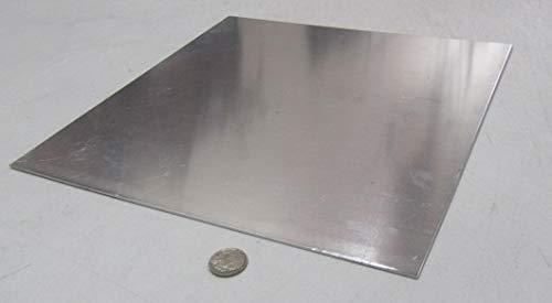 1100-O Aluminum Sheet062 Thickness x 12 Width x 12 Length 1 Pc