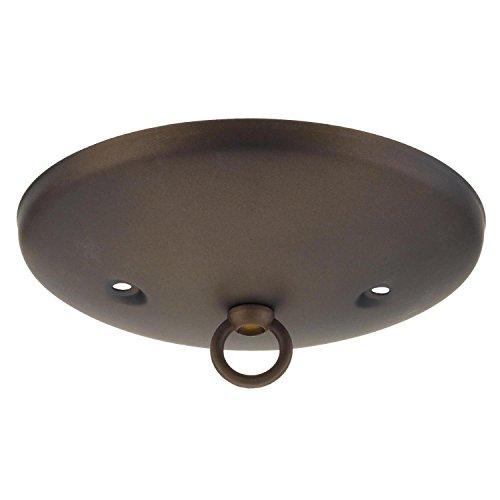 Wellington 7003800 Westinghouse Lighting Modern Canopy Kit Oil Rubbed Bronze