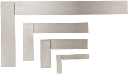 Starrett S3020Z Toolmakers Grade Stainless Steel Square Set