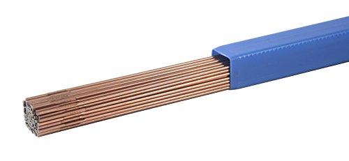 RG-45 - Oxy-Acetylene Carbon Steel Welding Rod R45 - 36 x 116 1 Lb