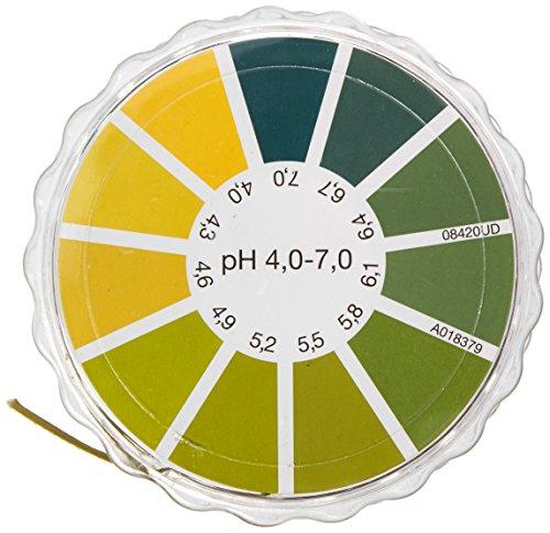GE HEALTHCARE BIOSCIENCES 0898Y82 Standard Narrow Range pH Indicators Reel 40 to 70 Range 7 mm x 5 m