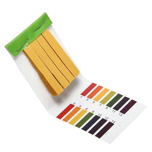 Shineweb PH Indicator Strips - Short Range PH Test Paper Litmus Strips