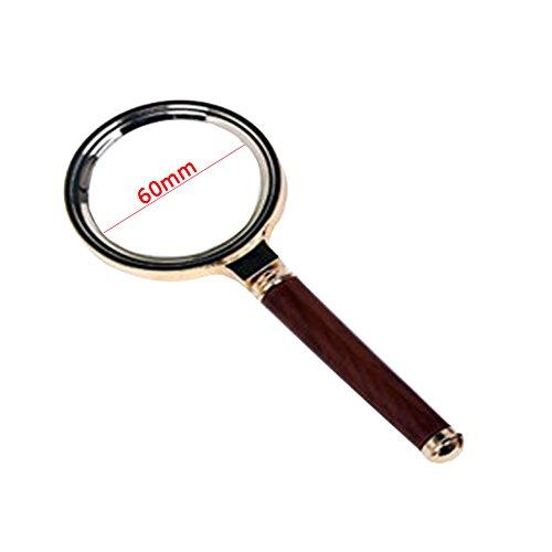 BXT BigEye 10X Magnifier Magnifying Glass Diameter 60mm 24