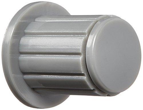 9 Pieces Replacement Audio Volume Control Potentiometer Knobs 4mm Dia