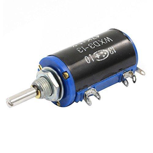 DealMux a14071400ux0723 WXD3-13 47K Ohm Rotary Wirewound Volume Control Potentiometer