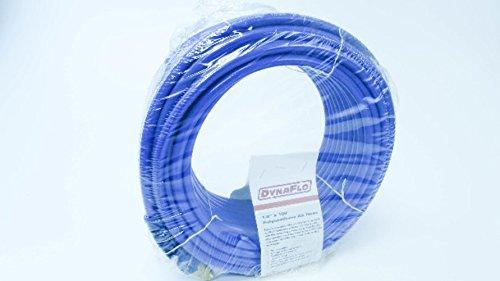 New DynaFlo 6800380 14 x 100 Blue PVC Air Hose Assembly 14 Inch 100 Foot NIB