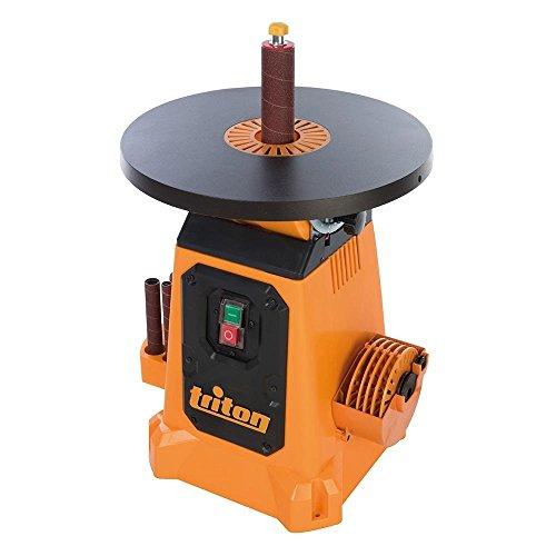 Triton TSPS370 350W  26 Amp Oscillating Tilting Spindle Sander