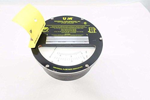 UFM WVM40GLM-6-R2WD-C-5U 34IN NPT 0-40GPM FLOW METER 10-30V-DC D532494